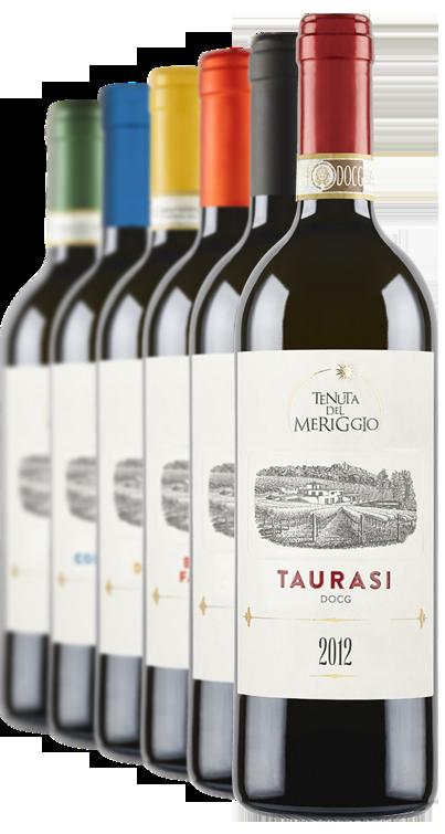 Wines Tenuta del Meriggio